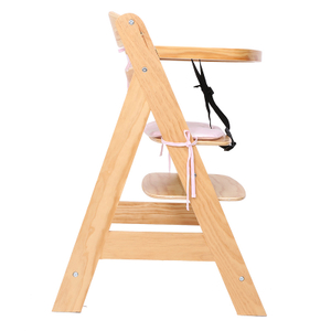 Wood Foldable Baby High Chair for Dinning