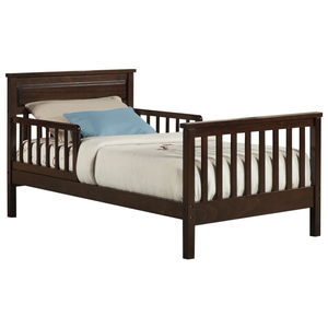 Wood Kid Bed Two Side Rails