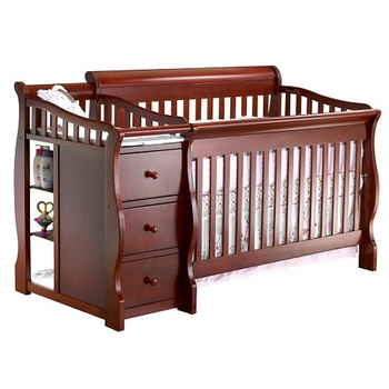 How to clean the baby crib?