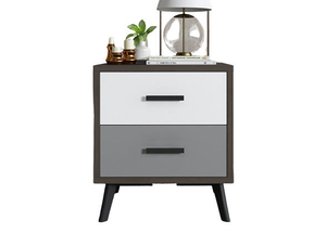 Modern MDF Night Side Cabinet for Bedroom